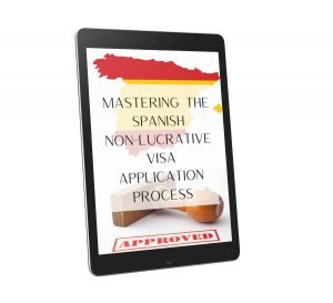 non lucrative visa spain ebook